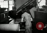 Image of jobs at factories in America during Great Depression United States USA, 1932, second 48 stock footage video 65675030527