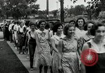 Image of jobs at factories in America during Great Depression United States USA, 1932, second 59 stock footage video 65675030527
