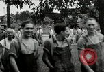 Image of jobs at factories in America during Great Depression United States USA, 1932, second 61 stock footage video 65675030527
