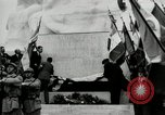 Image of U.S. World War I memorial monument presented to France Meaux France, 1932, second 14 stock footage video 65675030530
