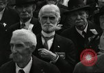 Image of Civil War Veterans gathering Illinois United States USA, 1932, second 23 stock footage video 65675030535