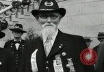 Image of Civil War Veterans gathering Illinois United States USA, 1932, second 36 stock footage video 65675030535