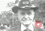Image of Civil War Veterans gathering Illinois United States USA, 1932, second 45 stock footage video 65675030535