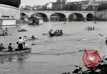 Image of water race Rome Italy, 1932, second 18 stock footage video 65675030536
