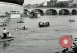 Image of water race Rome Italy, 1932, second 19 stock footage video 65675030536