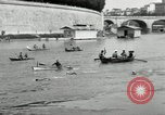 Image of water race Rome Italy, 1932, second 21 stock footage video 65675030536