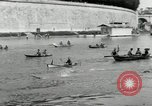 Image of water race Rome Italy, 1932, second 22 stock footage video 65675030536