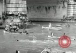 Image of water race Rome Italy, 1932, second 26 stock footage video 65675030536