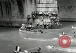 Image of water race Rome Italy, 1932, second 27 stock footage video 65675030536