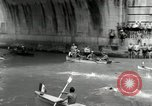 Image of water race Rome Italy, 1932, second 28 stock footage video 65675030536