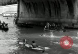 Image of water race Rome Italy, 1932, second 29 stock footage video 65675030536