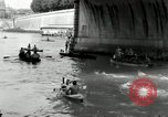 Image of water race Rome Italy, 1932, second 30 stock footage video 65675030536