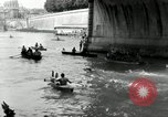 Image of water race Rome Italy, 1932, second 31 stock footage video 65675030536