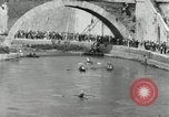 Image of water race Rome Italy, 1932, second 38 stock footage video 65675030536