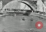 Image of water race Rome Italy, 1932, second 41 stock footage video 65675030536