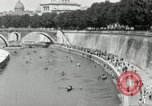 Image of water race Rome Italy, 1932, second 45 stock footage video 65675030536