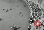 Image of water race Rome Italy, 1932, second 49 stock footage video 65675030536
