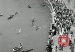 Image of water race Rome Italy, 1932, second 51 stock footage video 65675030536