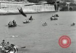 Image of water race Rome Italy, 1932, second 62 stock footage video 65675030536