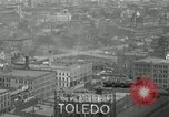 Image of iron ore industry in Toledo Toledo Ohio USA, 1916, second 21 stock footage video 65675030541