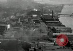 Image of iron ore industry in Toledo Toledo Ohio USA, 1916, second 46 stock footage video 65675030541