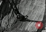 Image of open pit iron mines Minnesota United States USA, 1924, second 28 stock footage video 65675030553