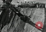 Image of open pit iron mines Minnesota United States USA, 1924, second 31 stock footage video 65675030553