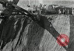 Image of open pit iron mines Minnesota United States USA, 1924, second 34 stock footage video 65675030553