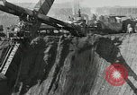 Image of open pit iron mines Minnesota United States USA, 1924, second 35 stock footage video 65675030553