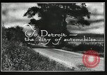Image of Ford River Rouge complex Detroit Michigan USA, 1924, second 37 stock footage video 65675030554