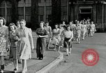Image of Goodyear rubber heel manufacture Windsor Vermont USA, 1941, second 10 stock footage video 65675030565