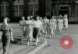 Image of Goodyear rubber heel manufacture Windsor Vermont USA, 1941, second 13 stock footage video 65675030565