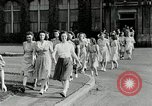 Image of Goodyear rubber heel manufacture Windsor Vermont USA, 1941, second 14 stock footage video 65675030565