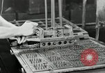 Image of Goodyear rubber heel manufacture Windsor Vermont USA, 1941, second 30 stock footage video 65675030565