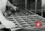 Image of Goodyear rubber heel manufacture Windsor Vermont USA, 1941, second 40 stock footage video 65675030565