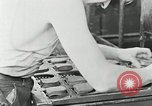 Image of Goodyear rubber heel manufacture Windsor Vermont USA, 1941, second 45 stock footage video 65675030565
