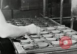 Image of Goodyear rubber heel manufacture Windsor Vermont USA, 1941, second 46 stock footage video 65675030565