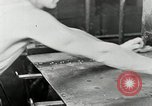 Image of Goodyear rubber heel manufacture Windsor Vermont USA, 1941, second 54 stock footage video 65675030565