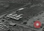 Image of Goodyear aircraft parts plant Akron Ohio USA, 1941, second 15 stock footage video 65675030567