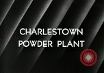 Image of Goodyear powder plant Charlestown Indiana United States USA, 1941, second 1 stock footage video 65675030570
