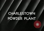 Image of Goodyear powder plant Charlestown Indiana United States USA, 1941, second 2 stock footage video 65675030570