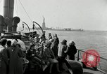 Image of Liberty Island and Manhattan New York United States USA, 1948, second 59 stock footage video 65675030575