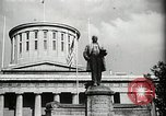 Image of Views of Columbus and Cleveland Ohio Ohio United States USA, 1951, second 33 stock footage video 65675030583