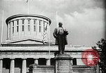Image of Views of Columbus and Cleveland Ohio Ohio United States USA, 1951, second 37 stock footage video 65675030583