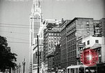 Image of Views of Columbus and Cleveland Ohio Ohio United States USA, 1951, second 49 stock footage video 65675030583