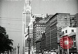 Image of Views of Columbus and Cleveland Ohio Ohio United States USA, 1951, second 52 stock footage video 65675030583