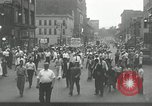 Image of Union workers rally Toledo Ohio USA, 1934, second 3 stock footage video 65675030588