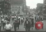 Image of Union workers rally Toledo Ohio USA, 1934, second 5 stock footage video 65675030588