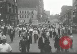 Image of Union workers rally Toledo Ohio USA, 1934, second 6 stock footage video 65675030588