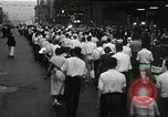 Image of Union workers rally Toledo Ohio USA, 1934, second 15 stock footage video 65675030588